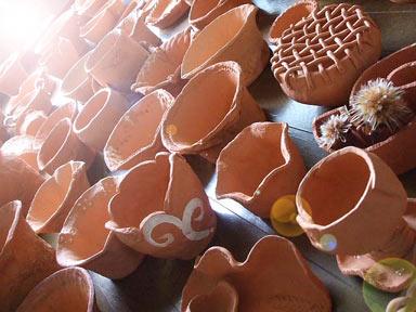 創作植木鉢